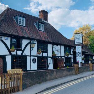 Welcome to the Walnut Tree Pub Yalding