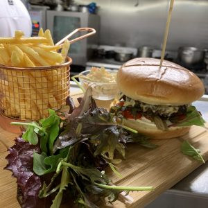 Burgery Monday - 2 burgers for £15.00