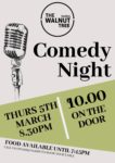 Comedy Night 5th March